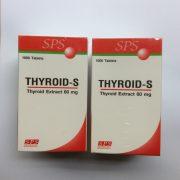 THIROYD thyroid extract greater pharma – Thai Thyroid
